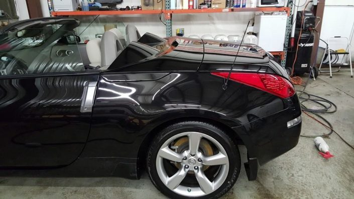 350z - After