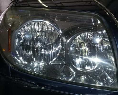 Headlight - After