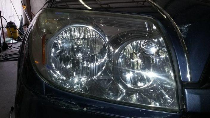 Headlight - After