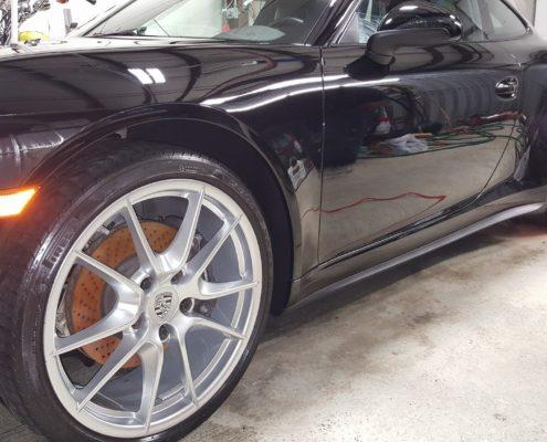 Porsche 911 - After