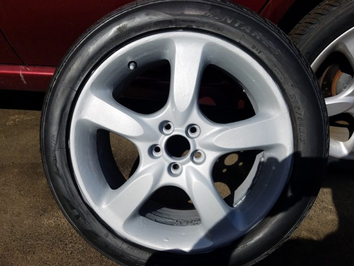 Subaru Alloy - After